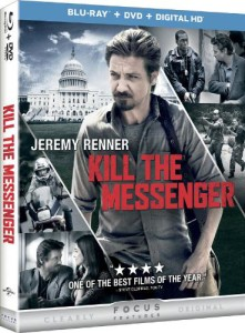 From Universal Pictures Home Entertainment: Kill The Messenger (PRNewsFoto/Universal Pictures Home...)