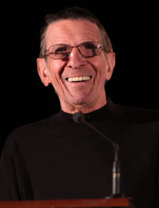 Leonard Nimoy passed away Friday at the age of 83. Photo/Wikimedia Commons