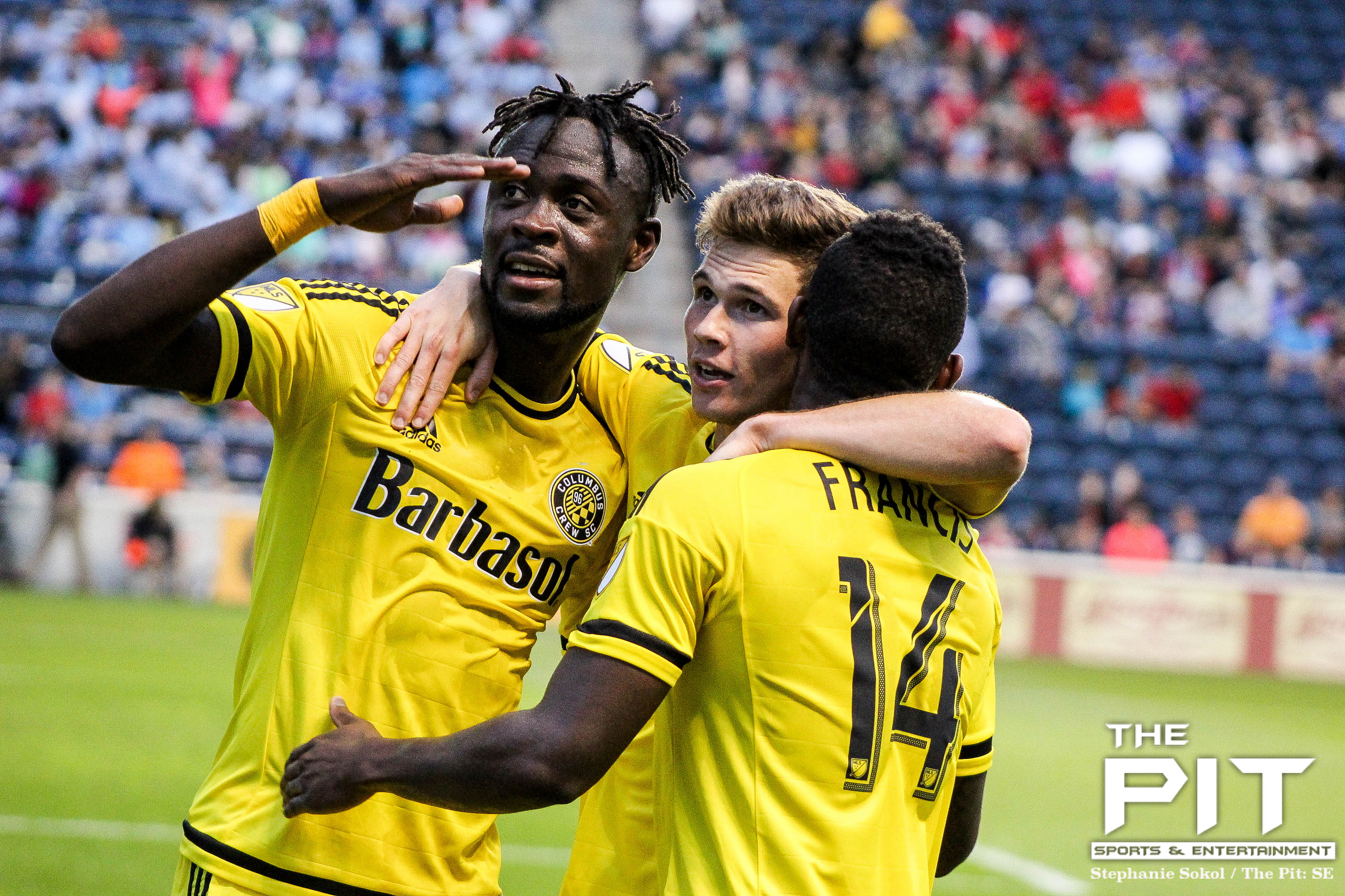 Crew SC, Fire battle it out to 0-0 draw