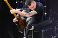 Chris No. 2 of Anti-Flag performs at the tenth anniversary of Rock On The Range last weekend. Photo/Jason Squires (ROTR)