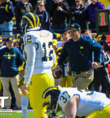 Michigan will play two road games in the primetime slot during the 2016 season. Damien Dennis/The Pit