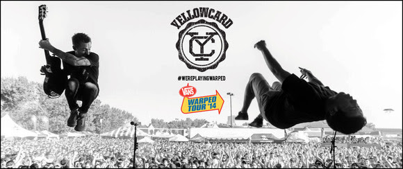 yellowcard sign with razor tie the pit media llc